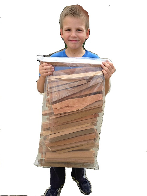 Super kindling - Packing Bag
